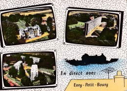 Carte 1960 EVRY PETIT BOURG / MULTIVUES - Evry