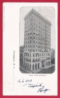 CPA États Unis - Post Card - Providence - Union Trust Building - Providence