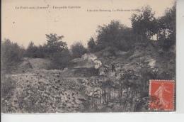 77 - LA FERTÉ SOUS JOUARRE - Une Petite Carrière Animée - La Ferte Sous Jouarre