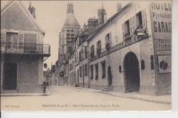 77 - PROVINS - Hôtel Restaurant Du Coq à La Poule - Provins