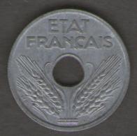 FRANCIA 10 CENTIMES 1941 ZINCO - Francia