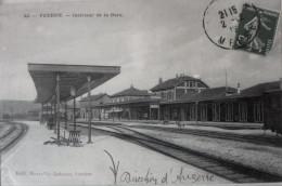 Intérieur De La Gare - Verdun