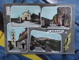 CARTOLINA Di SALUTI DA CAIRANO AVELLINO    VIAGGIATA   H2153 VEDUTINE - Avellino