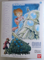 Ohm With Nausicaa 1/20  ( Bandai / Studio Ghibli ) - SF & Robots