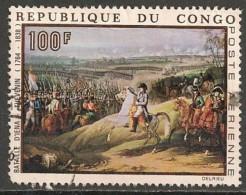 Timbres - Afrique - Congo Brazzaville - Poste Aérienne - 1968 - 100 F - - Congo - Brazzaville