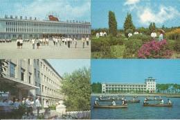 Corea Del Nord, Weunsan, Pyongyang, 1974, Cofanetto Di 13 Cartoline Differenti, Edition En Langues étrangeres. - Corée Du Nord