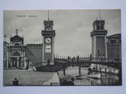 ITALY VENEZIA VENICE - Arsenale - Venezia (Venice)