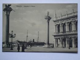 ITALY VENEZIA VENICE - Piazzetta S. Marco - Venezia (Venice)