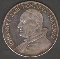 LIECHTENSTEIN - Papa GIOVANNI XXIII° INTERNATIONAL NUMISMATICS ESTABLISHMENT - Professionali / Di Società