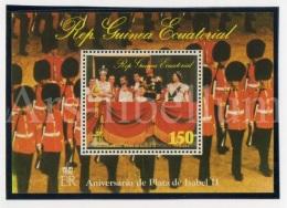 Stamp / ROYALTY United Kingdom British Dominions / Queen Elizabeth II - Koninklijke Families