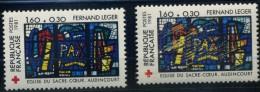 VARIETE Yvert N°2176 Superbe Défaut Essuyage + Normal Neuf** FAUX/TRUQUE - Varietà: 1980-89 Nuovi
