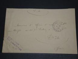 """FRANCE - Env Pour Le Jura Avec Griffe """"Ambulance 7/VII"""" - 1918 - A Voir - P18629"""