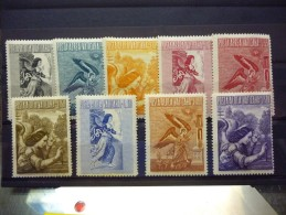 VATICAAN LUCHTPOST 24/32 Xx ( YVERT ) COTE : 10 EURO ( B ) - Poste Aérienne