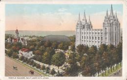 Salt Lake City - Salt Lake City