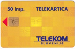 SLOVENIA SLOVENIJA PHONECARD 1996 ČIPI CIPI EDI CONFERENCES BLED 96 ELECTRONIC COMMERCE TELEKOM CAT.NO. 011 - Slovenia