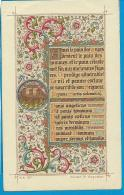 Holycard     St.  Augustinus  Brugge   No.  817 - Santini