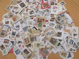LOT 0.250 KILO 250 GRAMMES   EIRE IRLANDE MISSIONS SUR FRAGMENTS NOUVEL ARRIVAGE DE MAI 2016 - Lots & Kiloware (mixtures) - Min. 1000 Stamps