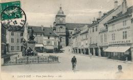 SAINT DIÉ - Place Jules Ferry - Saint Die