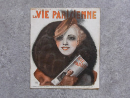 La Vie Parisienne Samedi 15 Décembre 1934 N° 50 - Journaux - Quotidiens