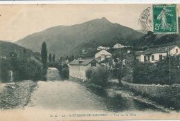 SAINT ETIENNE DE BAIGORRY - Vue Sur La Nive - Saint Etienne De Baigorry