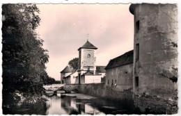 Cp-France - COLLEGIEN La Ferme - Other Municipalities