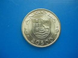 20 ESCUDOS -  ANGOLA 1972 - Portogallo