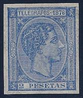 ESPAÑA/PUERTO RICO 1876 - Edifil #11s - MNH ** - Porto Rico