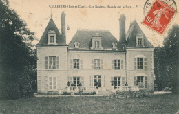 CELLETTES - Les Rosiers - Façade Sur Le Parc - Autres Communes