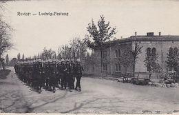 YP161  GERMANY - RASTATT -LUDWIG-FESTUNG.  MILITARY - Deutschland