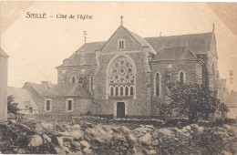 Cpa - Saillé - Côté De L'Eglise - Altri Comuni