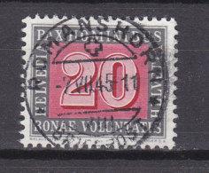 1945  N°  264 OBLITERATION -CENTRALE   CATALOGUE ZUMSTEIN - Suisse