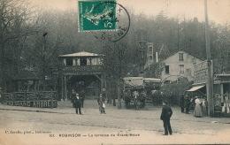 LE PLESSIS ROBINSON - La Terrasse Du Grand Arbre - Le Plessis Robinson