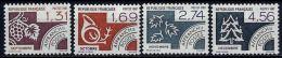 """Préo YT 194 à 197 """" Les Mois De L´année III """" 1987 Neuf **"""