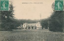CELLETTES - Château De LUTAINE - Autres Communes