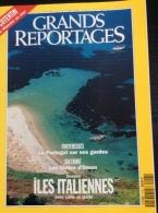 Grands Reportages N° 113 : Cotentin - Portugal & Forteresses - Oman - ïles Italiennes.  1991 - Géographie