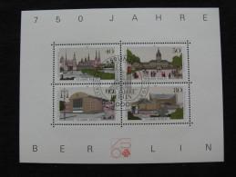 Berlin  772 - 775  O - Berlin (West)