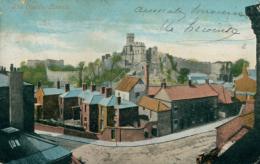 GB LINCOLN / The Castle / CARTE COULEUR - Lincoln