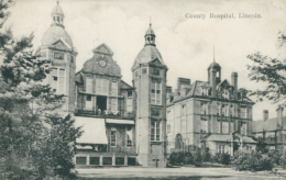 GB LINCOLN / County Hospital / - Lincoln
