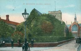 GB LINCOLN / Saint-Benedicts' Church / CARTE COULEUR - Lincoln