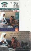JORDAN - Woman & Child, 12/01, Sample(no Chip, No CN) - Giordania