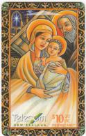 NEW ZEALAND(GPT) - Christmas 1997/The Nativity, CN : 451C(normal 0), Used - Neuseeland