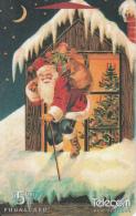 NEW ZEALAND(GPT) - Christmas 1996/Santa On Roof, CN : 371B, Tirage 72750, Used - New Zealand
