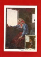 Russland / UdSSR 1979 , Gemälde - Maximum Carte - Premier Jour 15.XI.1979 - 1923-1991 UdSSR