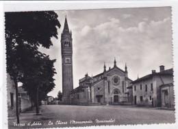 CARD TREZZO D'ADDA  CHIESA  (MILANO) -FG-N-2   -0882-25323 - Milano (Milan)
