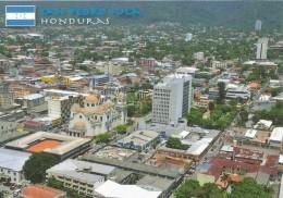 HONDURAS, SAO PEDRO SULA, VISTA  AEREA PARCIAL  [5345] - Honduras
