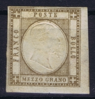 Italy:  Sa 18  Mi 2  MH/* Falz/ Charniere - 1861-78 Vittorio Emanuele II