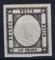 Italy:  Sa 19  Mi 3  MH/* Falz/ Charniere - 1861-78 Vittorio Emanuele II