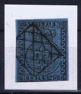 Parma   Sa 5  Mi 5b Used Obl 1852 - Parma