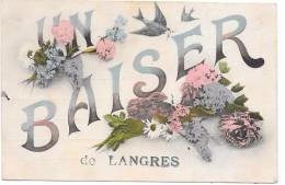 Un Baiser De LANGRES - Langres