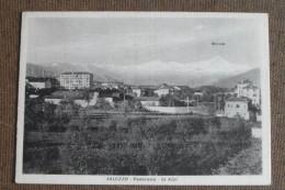 SALUZZO --PANORAMA CON LE ALPI ----- - -----BELLA - Cuneo